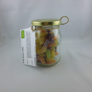 Frutti Worms (130g, VPE19)