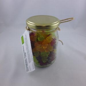 Fruchtgummi (Gummibärchen ohne Gelatine, 160g)
