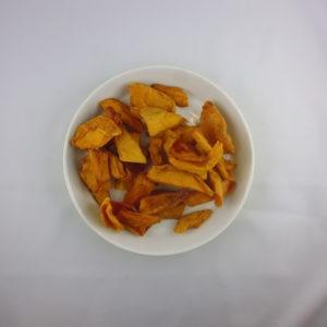 Mangostreifen (getrocknet, 130g)